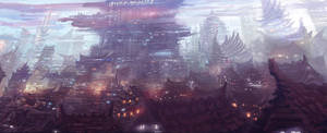 City of 2042 by Smoox