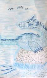water dragon new design by RufusShinrareno