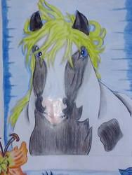 prince horse by RufusShinrareno