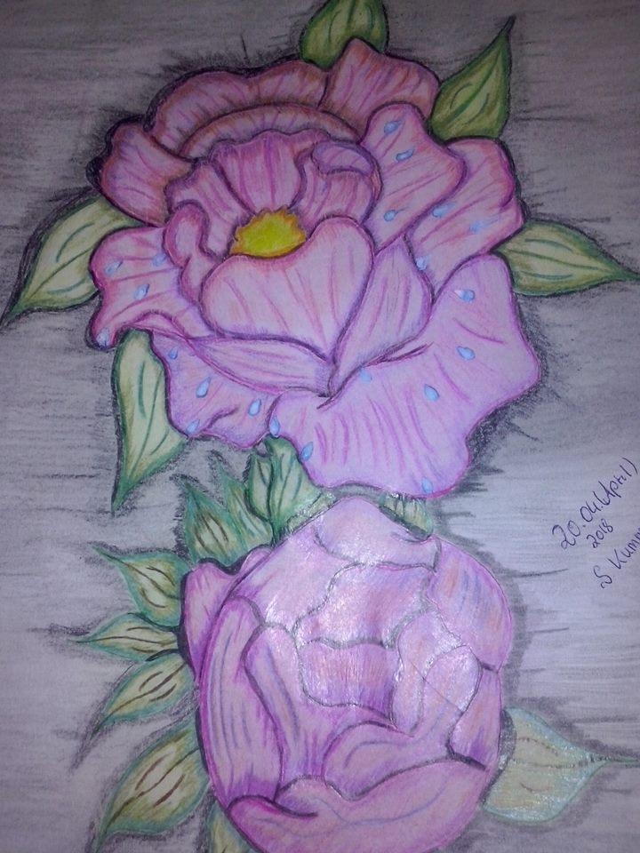 Flowertime by RufusShinrareno