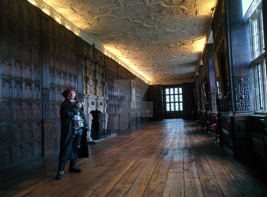 Aston Hall by CarrionPrince