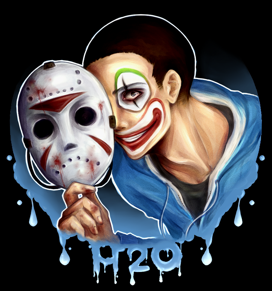 H2O Delirious by ondeko on DeviantArt H20 Delirious Drawings