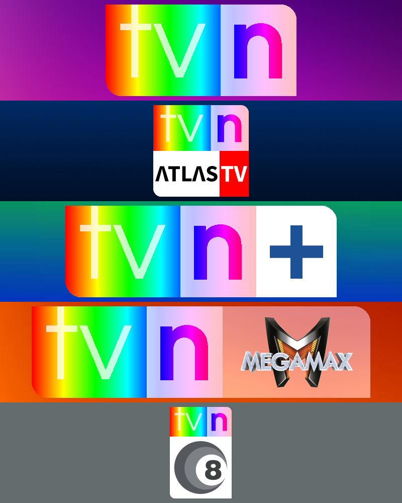 TV N logos (2016-2019) by Catali2016