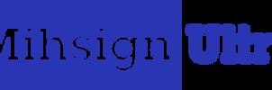 Mihsign Ultra logo