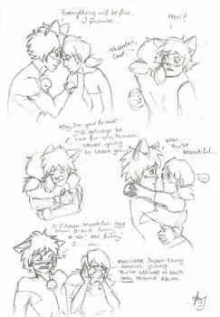 Doodles! XD