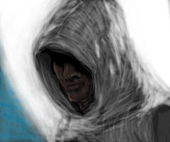 Altair Speed Painting by nico667UKCS