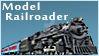 Model railroad by JCoolArts