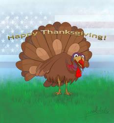 Happy Thanksgiving 2018 by JCoolArts