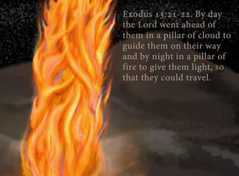 Piller of fire -Exodus