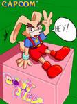 Capcom Forsaken Heroes 01 - Don, the Rabbit