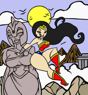 Another Wonder Woman
