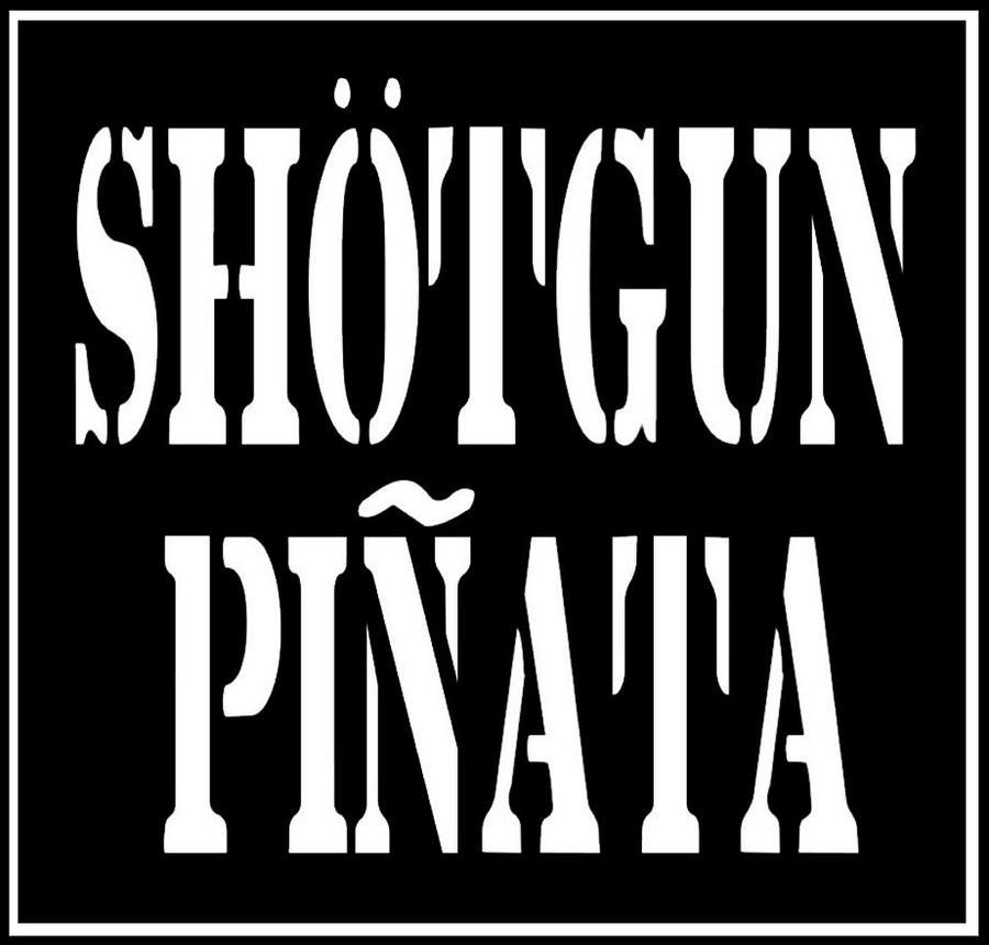 Shotgun Pinata Logo by MojoBrown