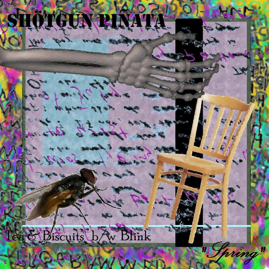 Spring 7 inch front cover by MojoBrown