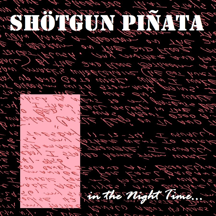 In The Night Time Front Cover by MojoBrown