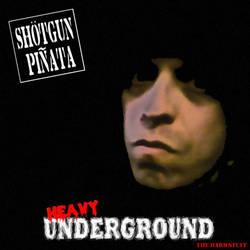 Heavy Underground - The Hard Stuff cover
