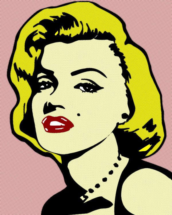 Pop Baby Marilyn