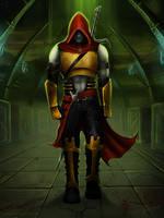 Kain (Blood Omen 2) by Keynari
