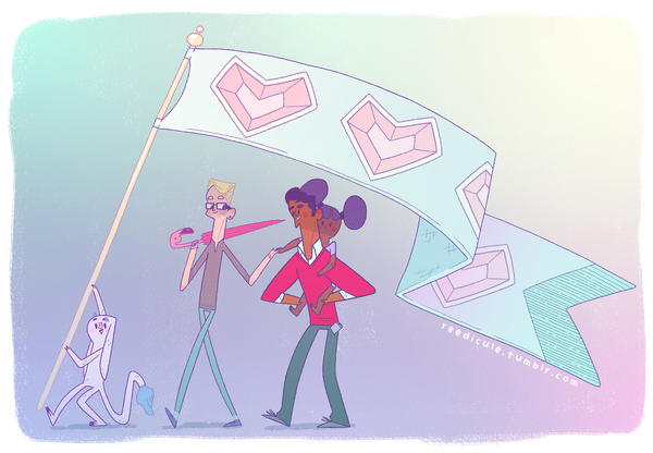 Family Flag by reed682