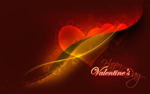 Valentine Wallpaper by NeoZeroX