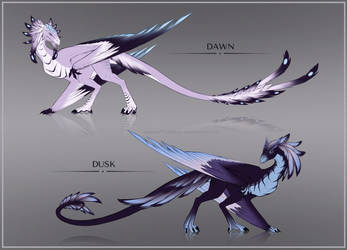 Adopts - Auction [CLOSED] by Shadreym
