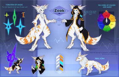Ref commission - Zook