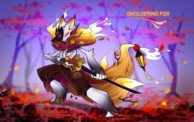 Smoldering fox CLOSED