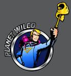 Planet Wilco Logo -Night-Wing by deviantquest