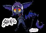 Chibi Shriker by shriker