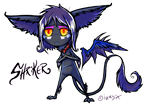 Chibi Shriker by shriker