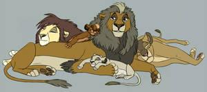 Gewinn's Family by stuffed