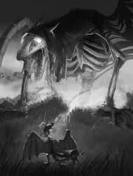Malevolent Spirit by stuffed