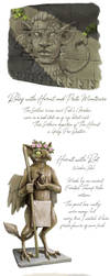 Hermit Artifacts by stuffed