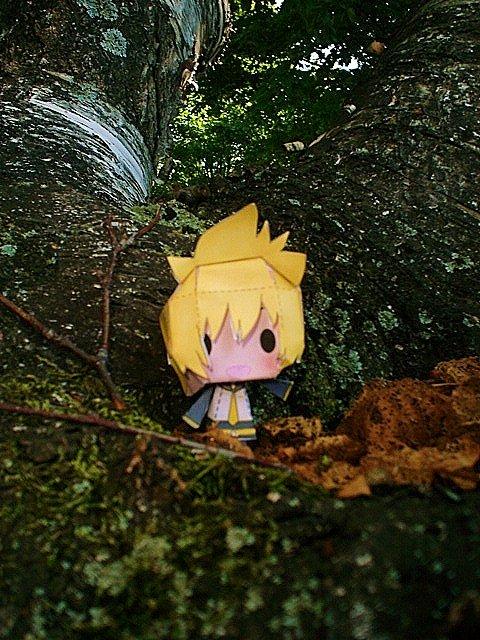Len Exploring The World by mockingbird250