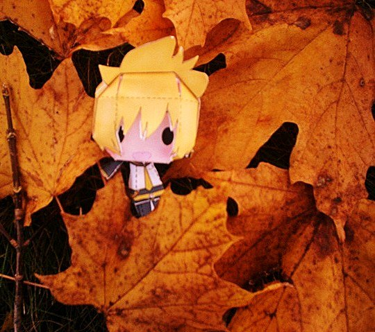 Len's Leaves by mockingbird250