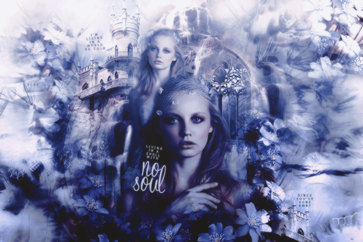 No soul ~ header by Scargraf