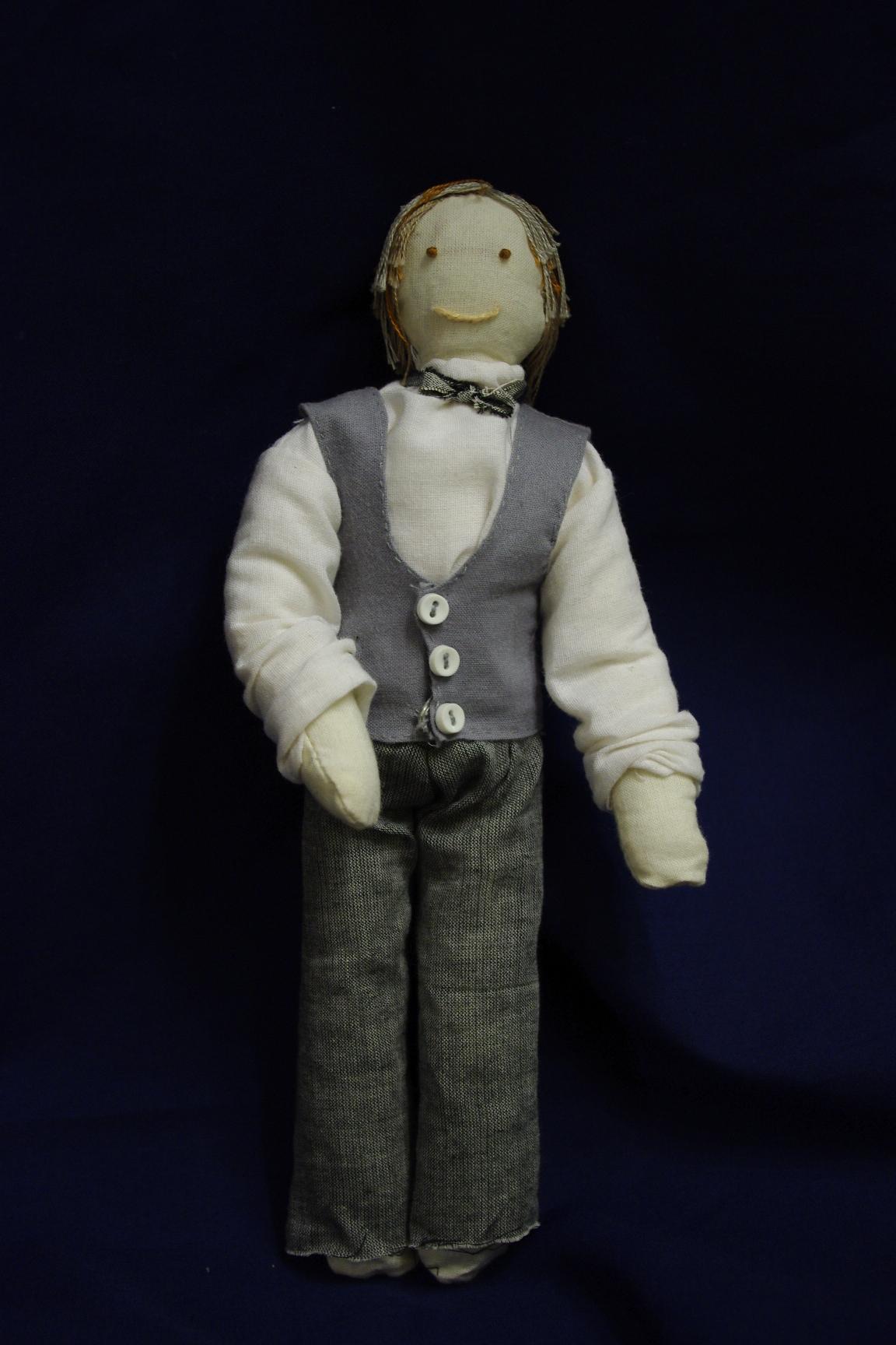 M. Madeleine doll by SerinusCanaria