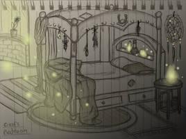 Crest Bedroom, Enchanted