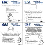 GRE Realistic Questions
