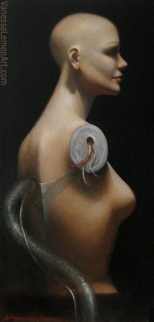 Humanoid Harpy