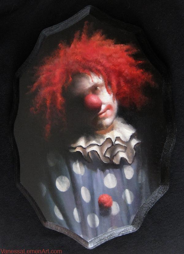 Jono the Clown