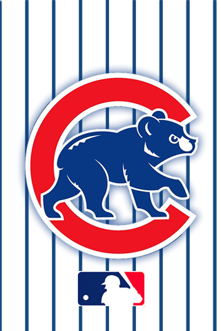 IPhone Cubs Wallpaper Mlb Logo By DZSlasher