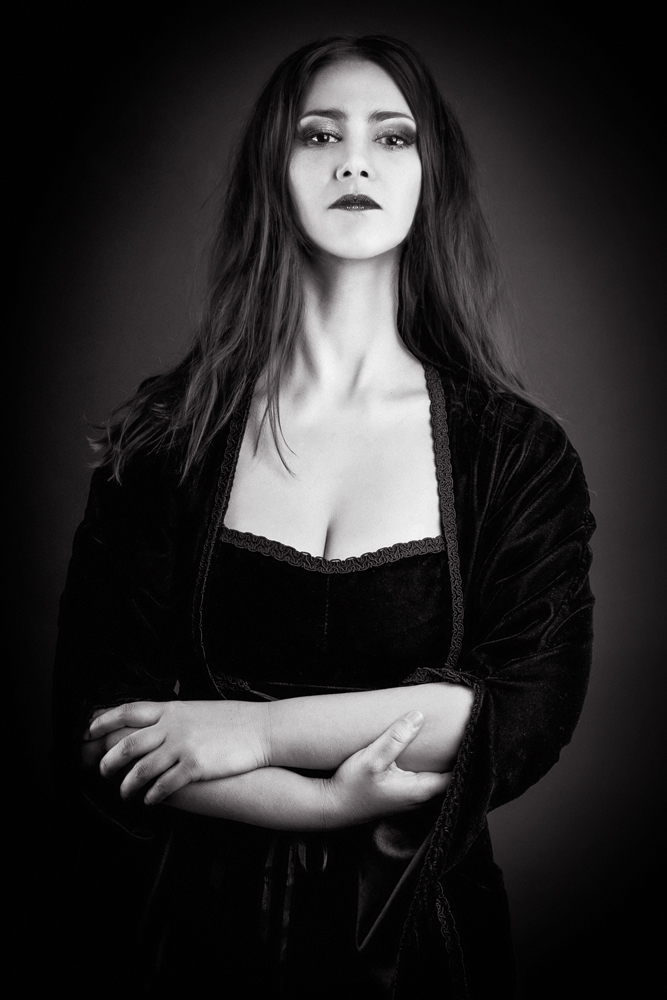 Ms Addams by blumilein