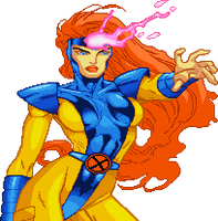 Jean Grey for MSH Style by TopperX