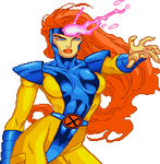 Jean Grey for MSH Style