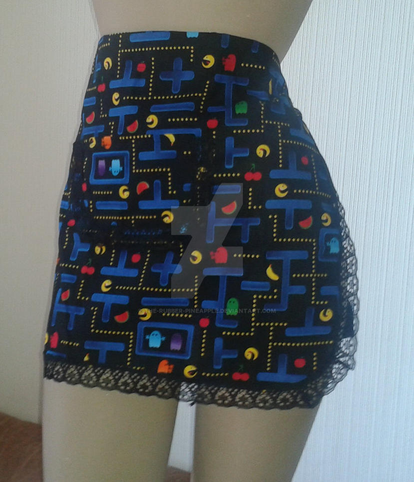 Pacman Pinny by The-Rubber-Pineapple