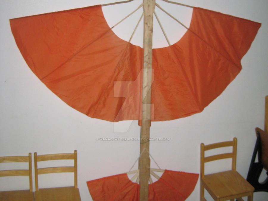 aangs airbending glider by wanabewaterbender on deviantart