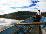 Lake near Tarapoto by Lucie-Lilly