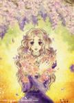 Flowers bloom for you - Violet