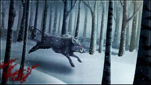 Blizzard by AcidNeku