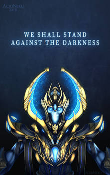 We Shall Stand Against The Darkness